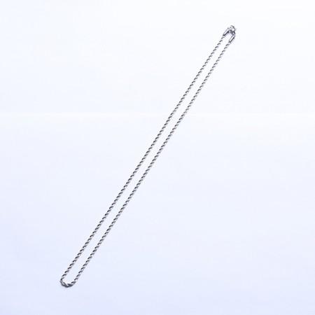 钛钢项链005(麻花)